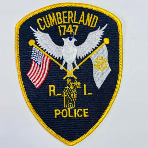 Cumberland Police Rhode Island RI Patch (A4)