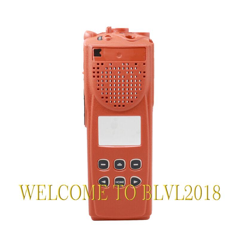Orange Replacement Housing Case For Motorola XTS3000 M2 Radio Cover Case