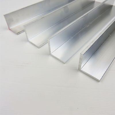 .125 Thick Aluminum 2 X 2 Angle 41 Long Qty 4 Sku 137749