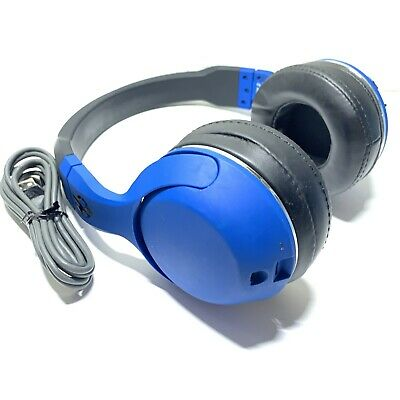 SKULLCANDY Hesh 2 Wireless Bluetooth Headphones Blue Over-ear Headset