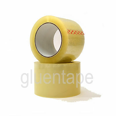 3.0 mil Clear Carton Sealing Packing Tape 3