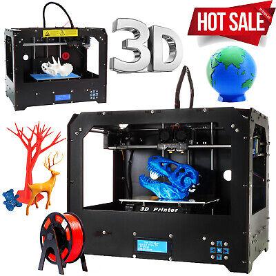 2020 CTC FDM 3D Printer Bizer Dual Extruder & MK8 MakerBot Replicator PLA / ABS