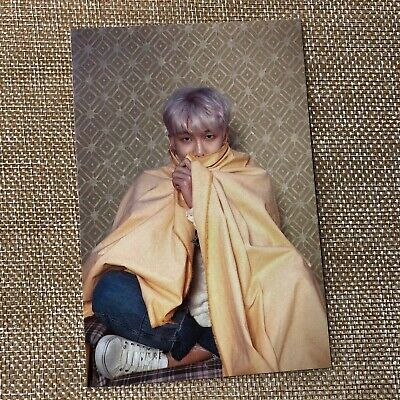BTS RAP MONSTER RM [ Map Of Soul Official Photocard Postcard] Persona /NEW/+Gift