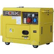 Stromerzeuger Diesel