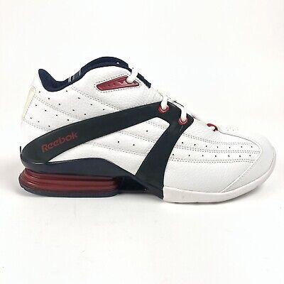 Reebok Hesitation Mens 11 NBA DMX Flex Basketball Shoes 4-99689