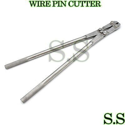 01 Piece Wire Pin Cutter 25 Orthopedic Instruments-s.s
