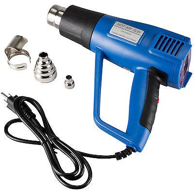 Heat Gun With Lcd Display 1500 Watt