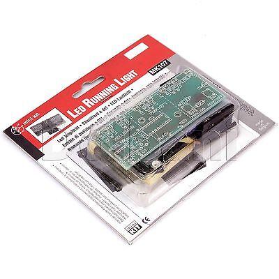 Mk107 Velleman Kit Led Running Light Mini Kit New