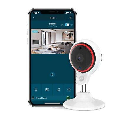Motorola Focus 71 Full HD 1080p Smart Wireless Indoor Wi-Fi Camera
