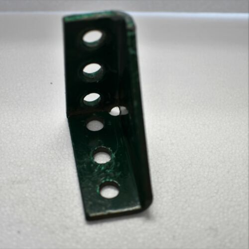Unistrut 7 Hole 90 Degree Green Welded Corner Gusset Angle- P2484 Qty 5
