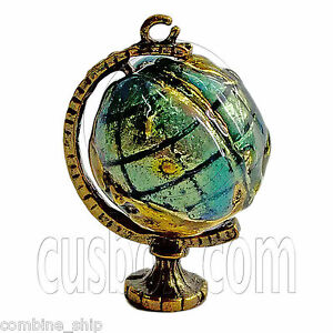 Vintage Rolling Globe 1:6 Scale for Barbie Dollhouse Doll's House Miniature New