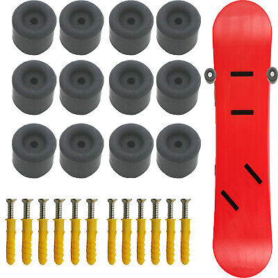 Snowboard Wall Storage Rack Snowboard Wall Mount Wall Display 12/PK - No Board