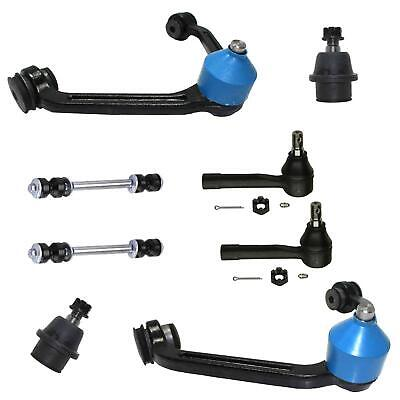 8Pc Kit Upper Control Arm Ball Joint Sway Bar For Ford Explorer Ranger Mountaine