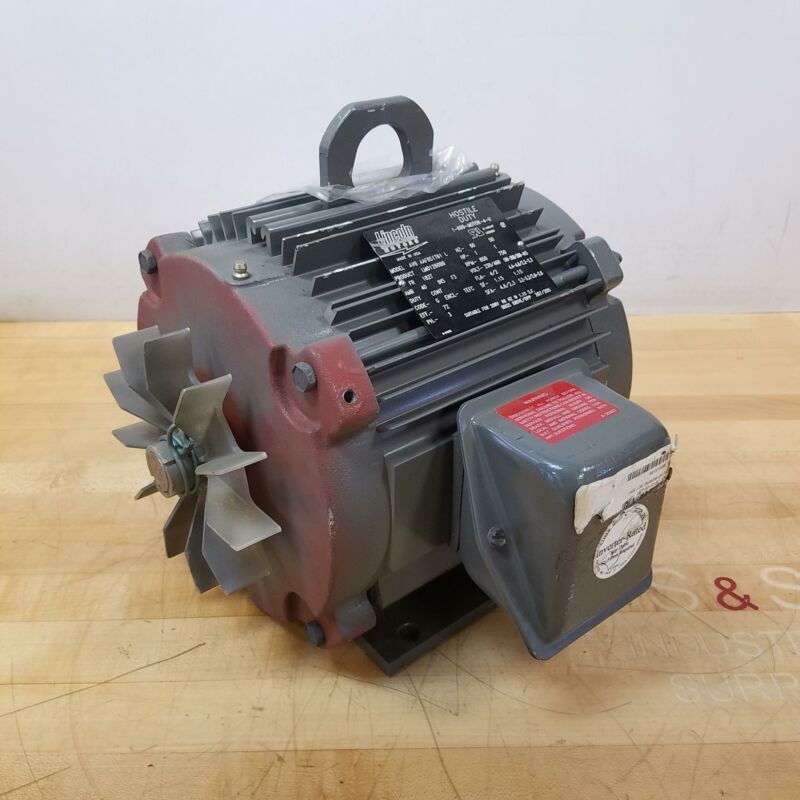 Lincoln Electric AVB AAF8S1T61 L Motor, LM01260BB, 1HP, 850RPM, 182T Frame