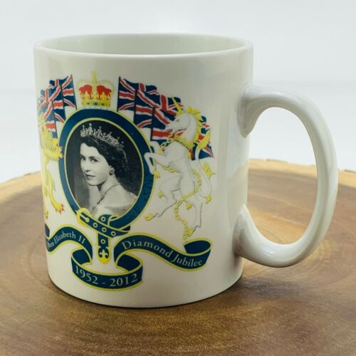 Her Majesty Queen Elizabeth II | Diamond Jubilee | 2012 | Mug | World Market