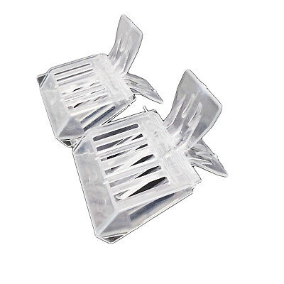 Us Stock 10pcs Queen Cage Clip Bee Catcher Beekeeper Beekeeping Tool Equipment