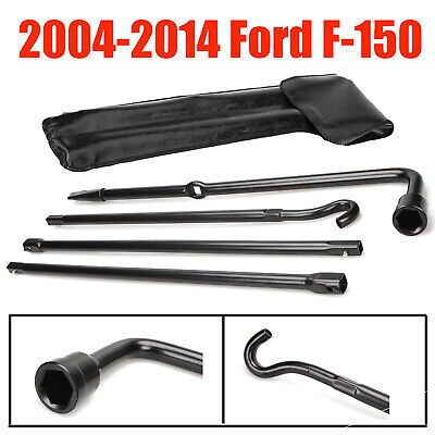 2009-2014 Ford F150 Spare Tire Tool Kit Pack Replacement With Handle