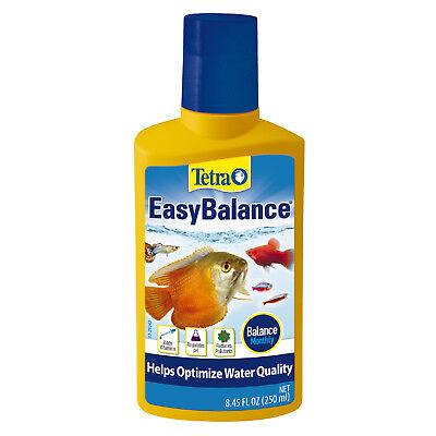 Tetra Easy Balance - Tetra AQUARIUM EASY BALANCE Adds Vitamins Regulates pH Reducws Pollutants 8.45oz