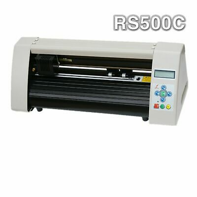 RS500C Mini 15'' Desktop Cutting Plotter Best Value Vinyl Cutter For (Best Desktop Vinyl Cutter)