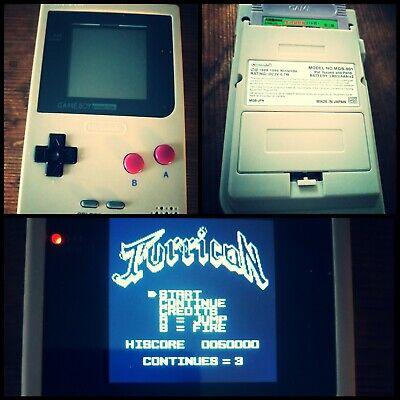 Game Boy Pocket IPS Screen+Games Nintendo Gameboy Light Mod NEW Backligh