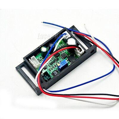12v Laser Driver Board Ttl 0-20khz For 405nm 50mw-200mw Violetblue Diode Module