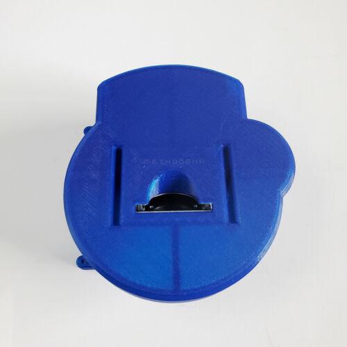 Nintendo GameCube GC Loader PNP Black Dog Technology Mount Tray 3D Printed BLUE