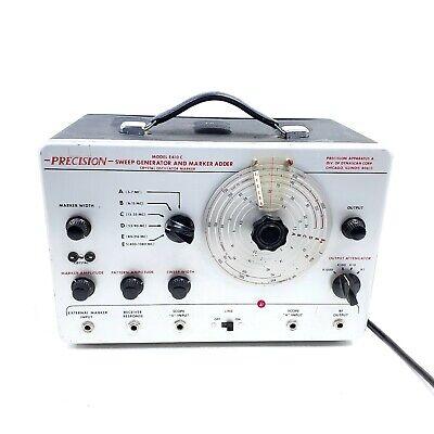Vintage Precision Sweep Signal Generator Mark Adder E410c