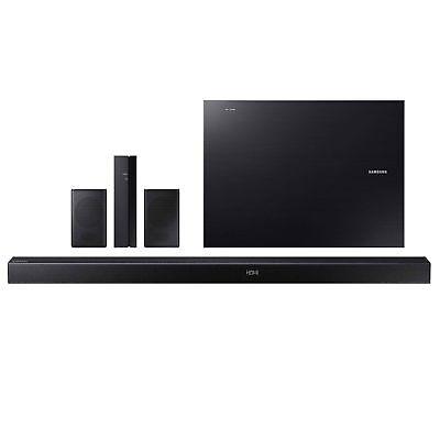 Samsung HW-KM57C 5.1-Ch 460W Soundbar & Rear Speakers w/ Wireless Subwoofer