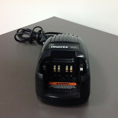 Motorola Wpln4114ar Impres Radio Battery Charger For Xts5000 Xts3000