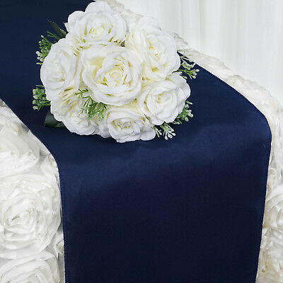 Navy Blue POLYESTER 12x108