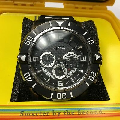 Invicta Pro Diver Tritnite Mens Analog Chronograph Date Watch 23696