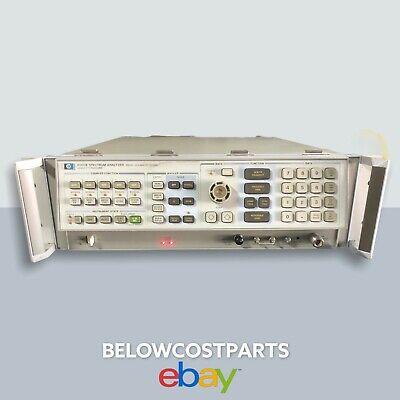 Hp 8566b Agilent Industrial 100hz 2.5ghz2-22ghz Spectrum Analyzer System Powers