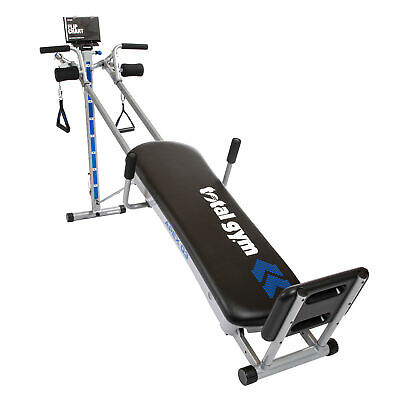 Total Gym APEX G3 Home Fitness - Incline Weight Training w/ 8 Resistance Levels