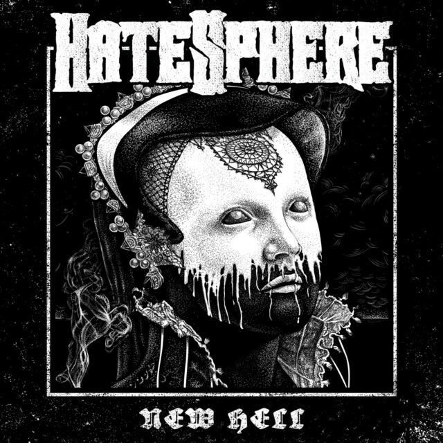 HATESPHERE New Hell CD ( 200919 )