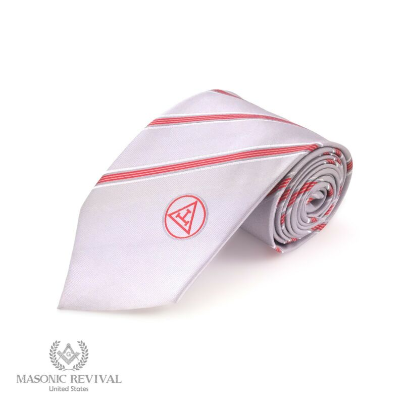 The Royale™ Necktie by Masonic Revival [Royal Arch of Freemasonry]