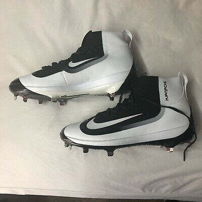 300f23e748552 New Nike Air Huarache 2K Filth Elite Mid Metal Men Baseball Cleats Alpha Sz  13