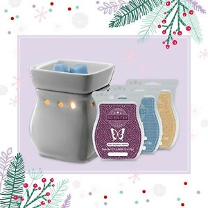 3 fREE Scentsy bars! With warmer purchase