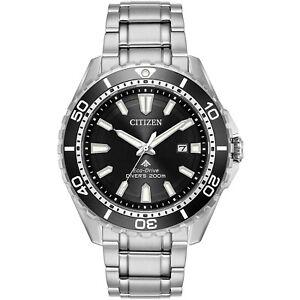 NEW Citizen Promaster Diver Men's Eco Drive Watch - BN0190-82E
