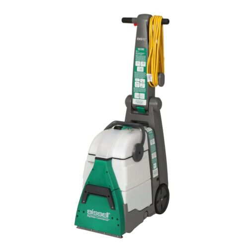 Bissell BigGreen Commercial BG10 Deep Cleaning 2 Motor Extractor Machine - 10N2
