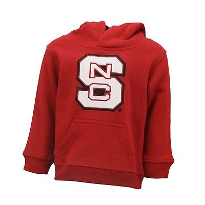 NC State Wolfpack Official NCAA Apparel Kids Youth Size Hooded Sweatshirt New - Nc State Apparel