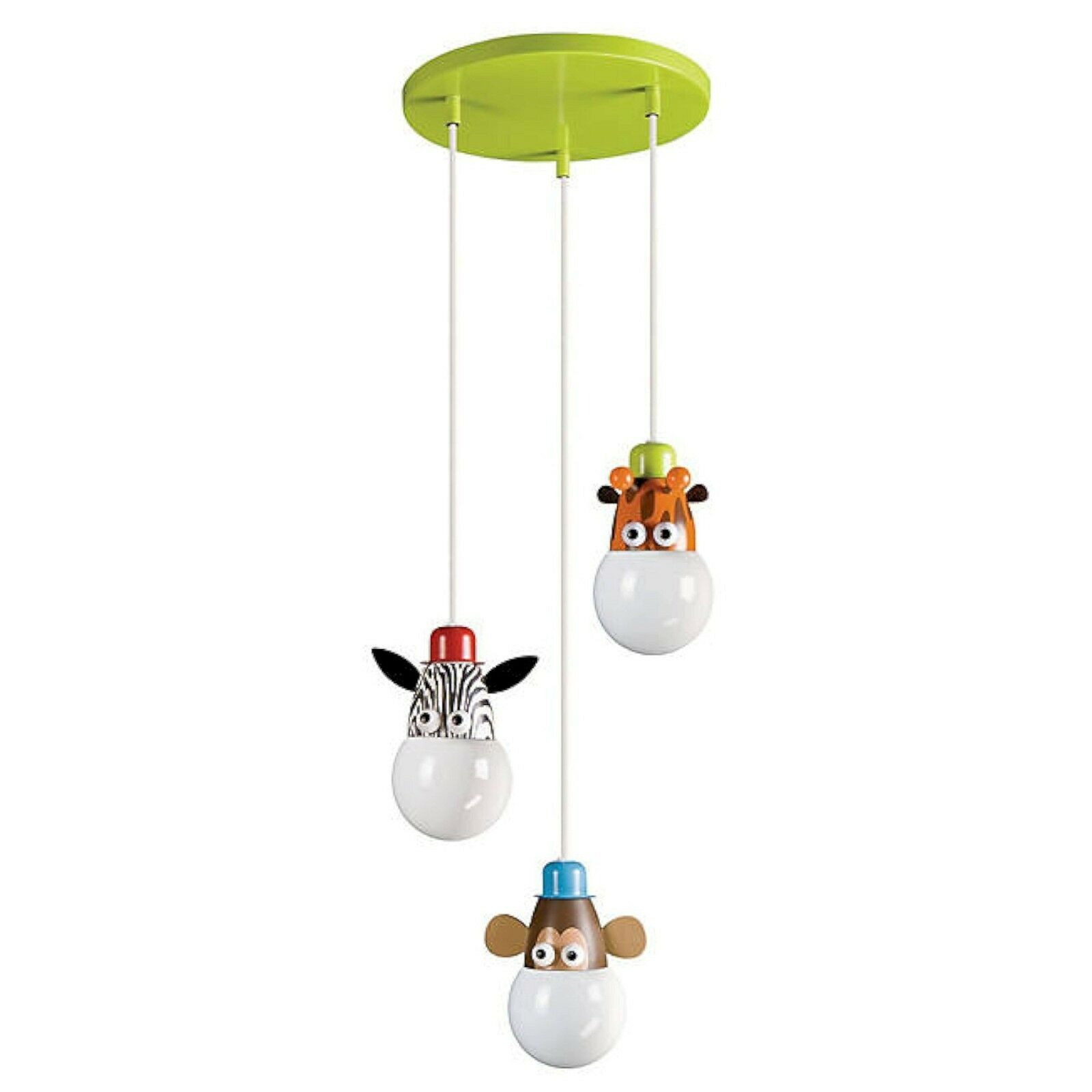 Philips Kidsplace Zoo Animal Suspension Light Ceiling Lamp