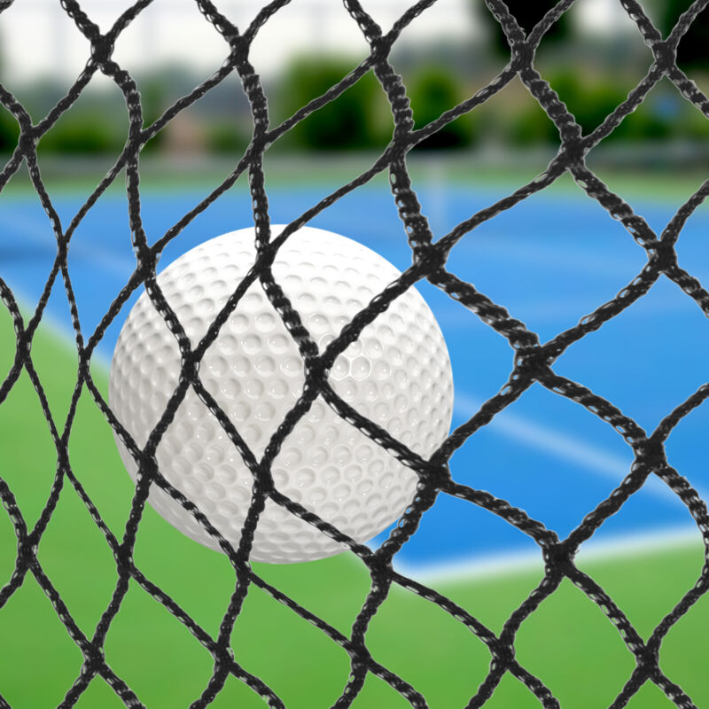 Golf Practice Barrier Net Ball Sports High Impact Hitting Netting 10x10Ft/10x15F