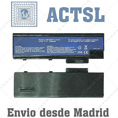 Batería para portátil Acer Aspire 9300 9400 9410 9420 3UR18650Y-2-QC236 11.1V