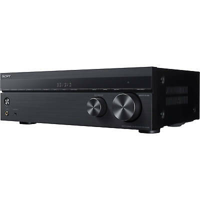 Sony STRDH590 5.2 multi-channel 4k HDR AV Receiver with Blue