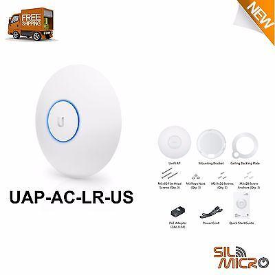 Ubiquiti UniFi AC LR UAP-AC-LR US 802.11ac 3x3 MIMO Access Point US Version