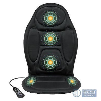 Massagematte Massageauflage Massagesitzauflage Massagegerät Wärmefunktion Auto