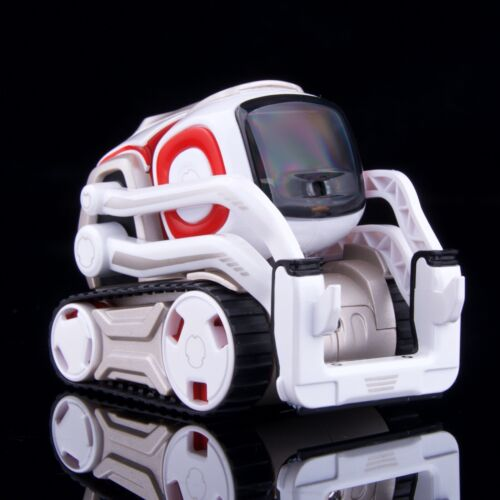 Anki Cozmo Robot Toy -  Fully Functional - White & Red - Robot Only -