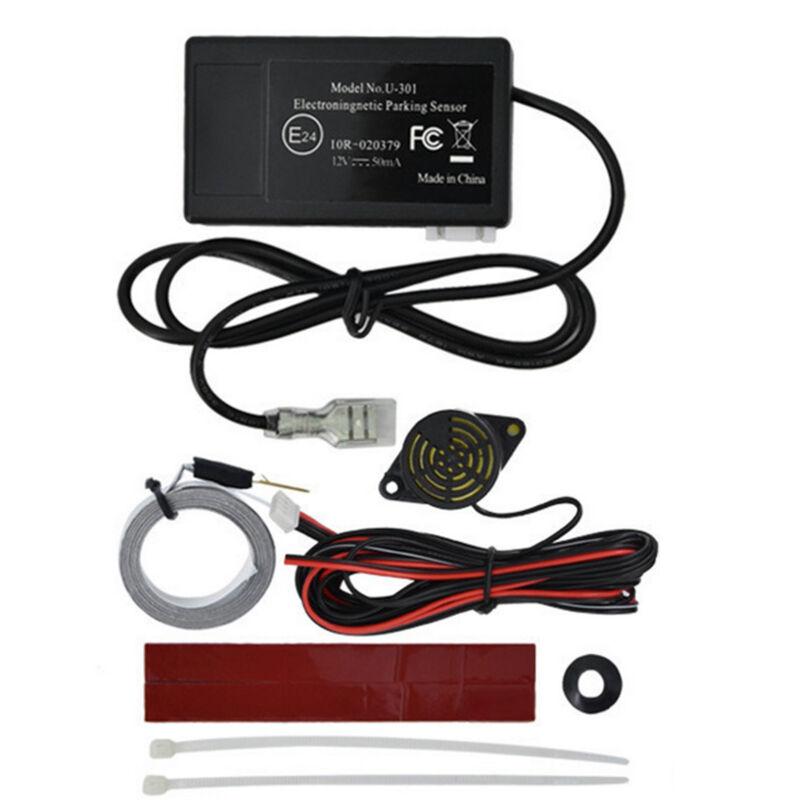 12V Auto Electromagnetic Smart Car Parking Reverse Backup Radar Reversing Sensor