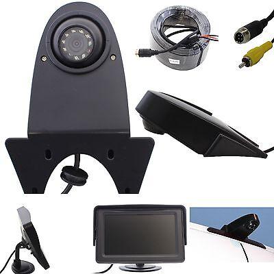 """Rückfahrkamera System Sprinter Crafter Ducato Transit Kabel + 4,3"""" TFT Monitor"""