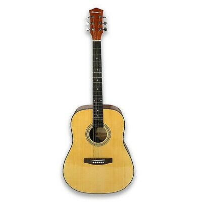 "41"" Dreadnought Electric Acoustic Cutaway Guitar 4 Band EQ 410EN"